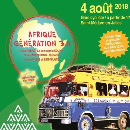 4 août // 15ème festival des Pays du Sahel, St-Médard-en-Jalles