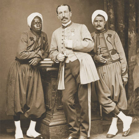 Les «Troupes Indigènes»